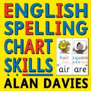 S-77 English Spelling Chart Skills CD (70 mins for Individuals, Groups or Classes)